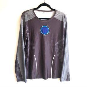 Men's Athletic Gym Workout Shirt, SZ XL Like New